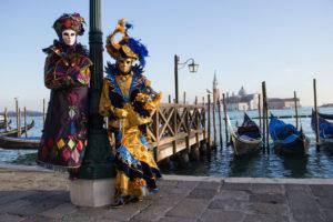 karnevalet i venezia