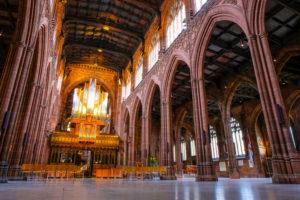 katedralen i manchester