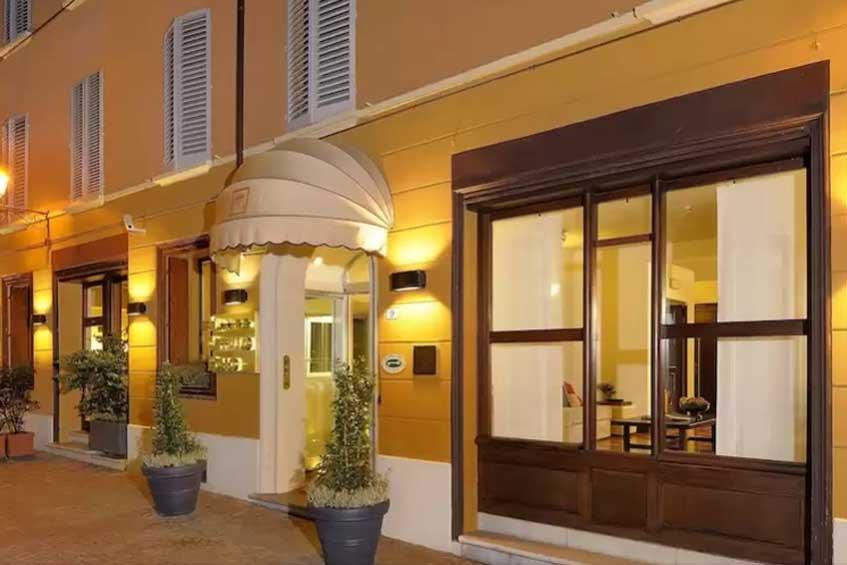 koselig hotell i bologna