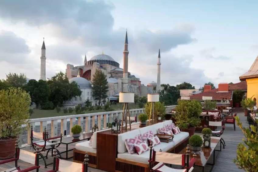 luksushotell i istanbul