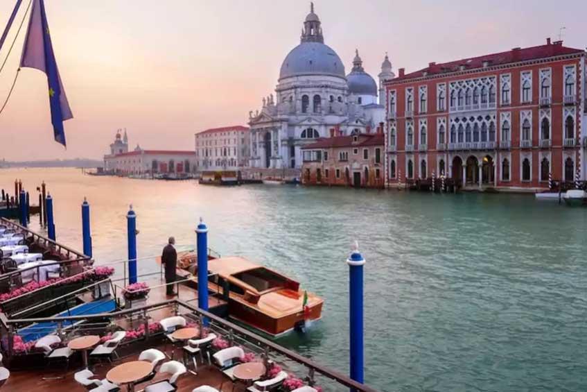 luksushotell venezia