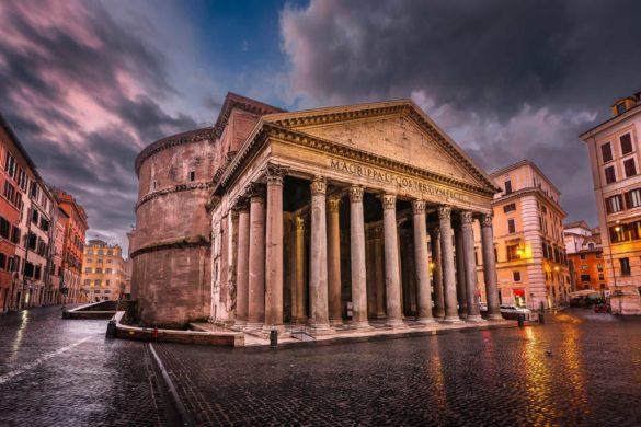 roma severdigheter