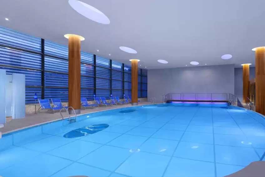 spa-hotell edinburgh