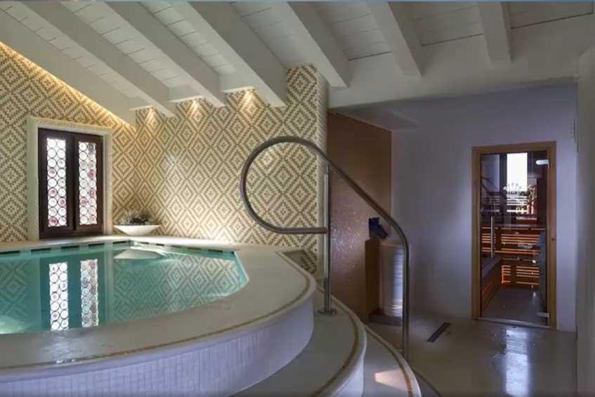 spa hotell i venezia