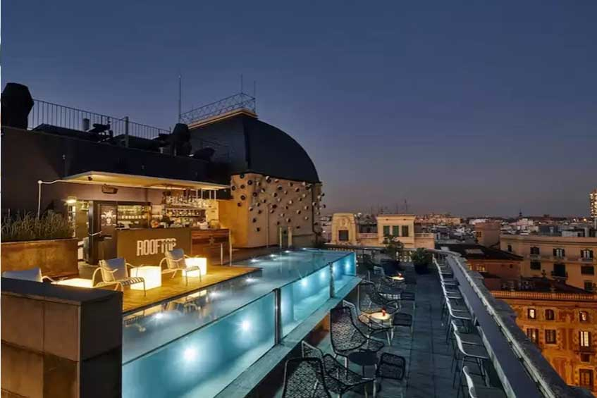 ting å gjøre i barcelona hotell