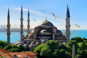 storbyferie til istanbul